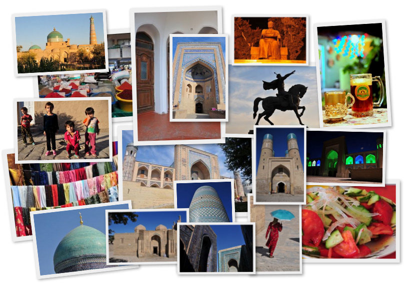Click for photos of Uzbekistan